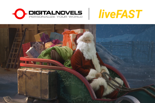 Santa Claus at Home e Fastweb